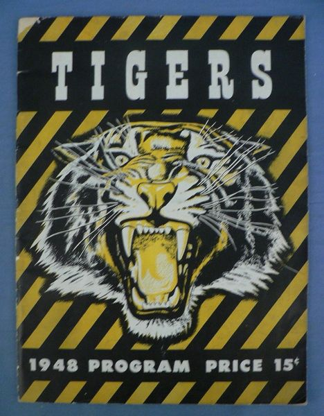 1948 CFL Hamilton Tiger-Cats
