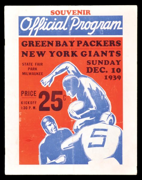 1939 Green Bay Packers