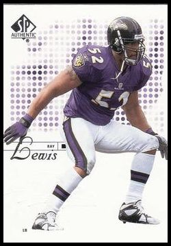 23 Ray Lewis