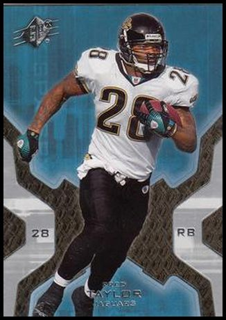 X 46 Fred Taylor