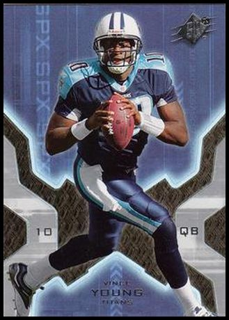 X 95 Vince Young