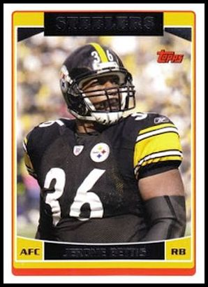 56 Jerome Bettis