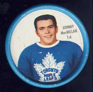 14 Johnny MacMillan