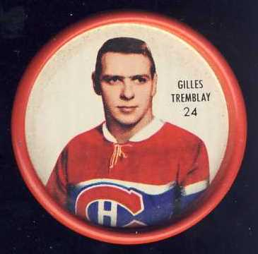 24 Gilles Tremblay