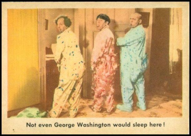23 Not Even George Washington Would Sleep Here