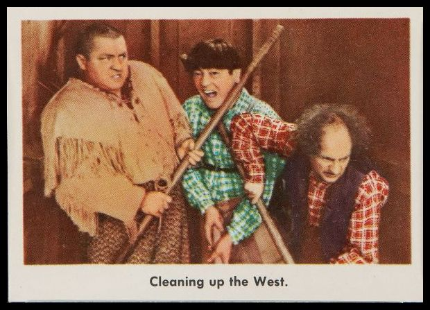 32 Cleaning Up The West
