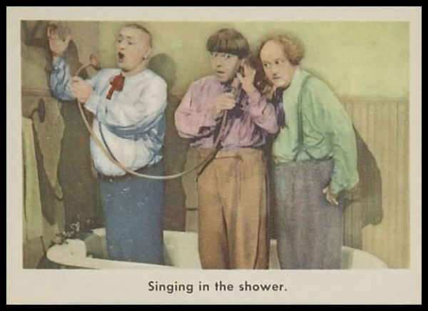 46 Singing In The Shower