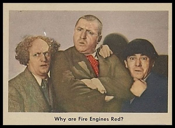 89 Why Are Fire Engines Red