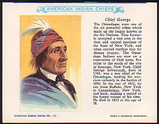 11 Chief George