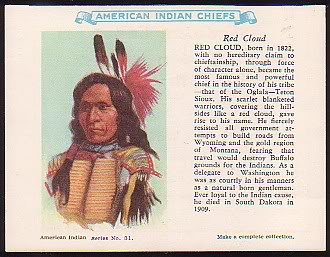 31 Red Cloud