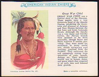 37 Great War Chief