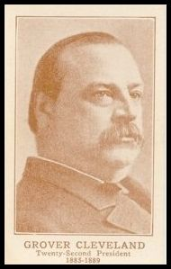 22 Grover Cleveland