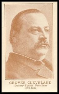 24 Grover Cleveland