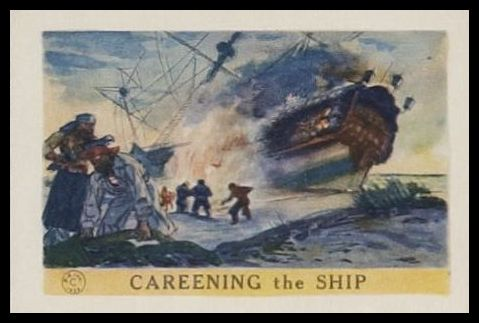 Careening The Ship