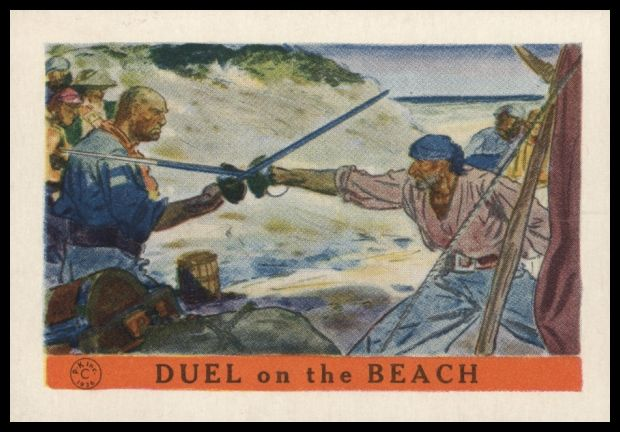 Duel on the Beach