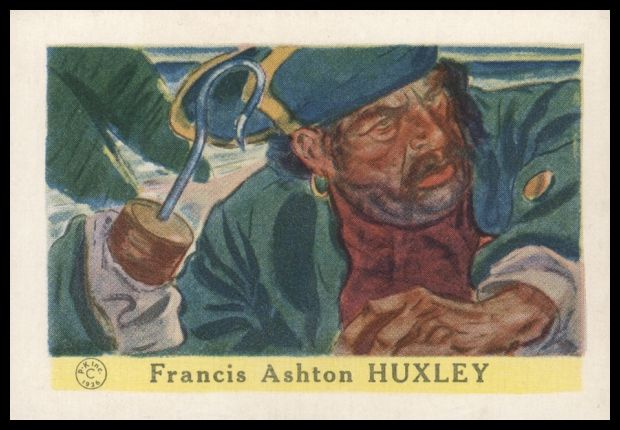 Frances Ashton Huxley