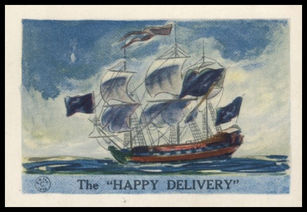 The Happy Delivery