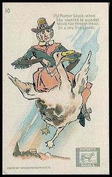 10 Old Mother Goose