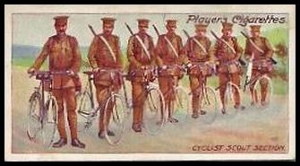 15 Cyclist Scout Section