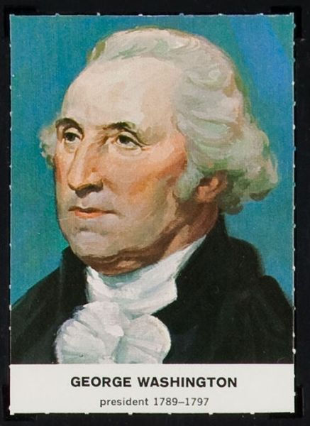 1 George Washington