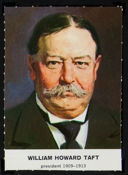 26 William Howard Taft
