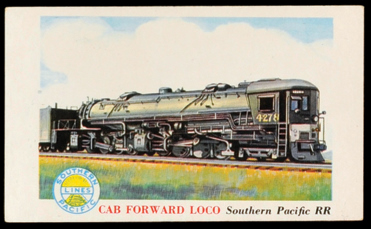 Cab Forward Loco
