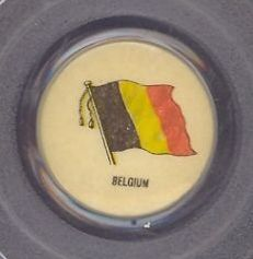1896-98 Sweet Caporal National Flags Belgium