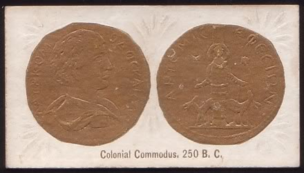 22 Colonial Commodus