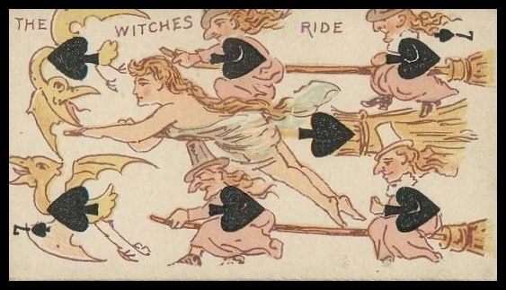 7S The Witches Ride