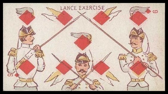9D Lance Exercise
