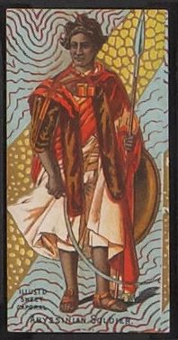 Abyssinian Soldier