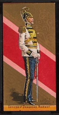 Officer Of Dragoons Norway