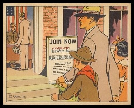 104 Enlisting Home Guard