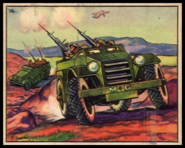 IC-01 United States Armored Scout Car